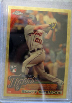 2010 Topps and Bowman Superfractor Super Show 77