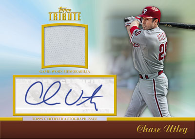 2011 Topps Tribute Baseball 7