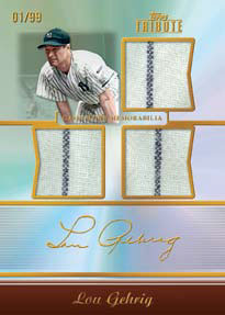 2011 Topps Tribute Baseball 4