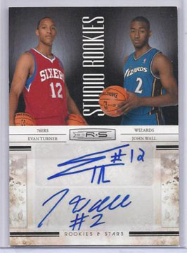Big Time Hits: 2010-11 Basketball Cards 26