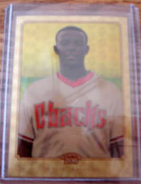2010 Topps and Bowman Superfractor Super Show 87