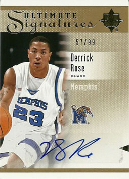 Big Time Hits: 2010-11 Basketball Cards 28
