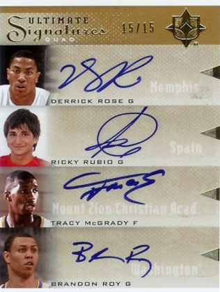 Big Time Hits: 2010-11 Basketball Cards 29