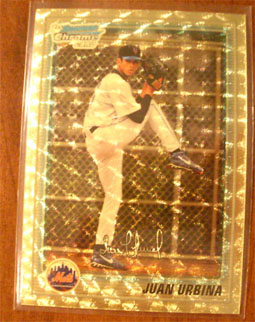 2010 Topps and Bowman Superfractor Super Show 88