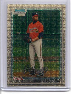 2010 Topps and Bowman Superfractor Super Show 89