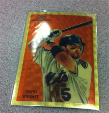 2010 Topps and Bowman Superfractor Super Show 93