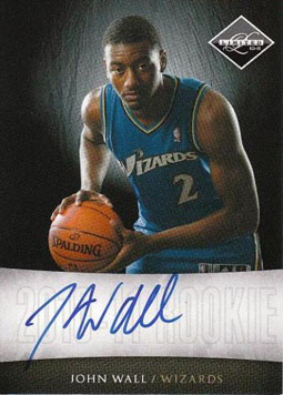 Big Time Hits: 2010-11 Basketball Cards 30