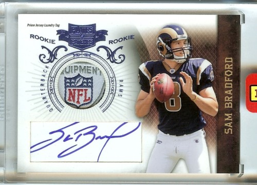Big Time Hits Virtual Card Show: 2010 Football Cards 73