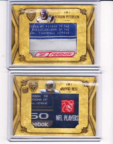 Big Time Hits Virtual Card Show: 2010 Football Cards 91