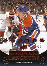 Top 25 eBay Hockey Card Sales: Taylor Hall 3