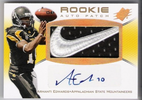 Big Time Hits Virtual Card Show: 2010 Football Cards 38