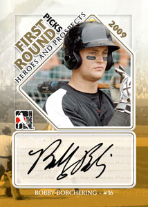 2011 In The Game Heroes and Prospects Baseball Series 1 17