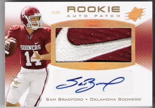 Big Time Hits Virtual Card Show: 2010 Football Cards 79