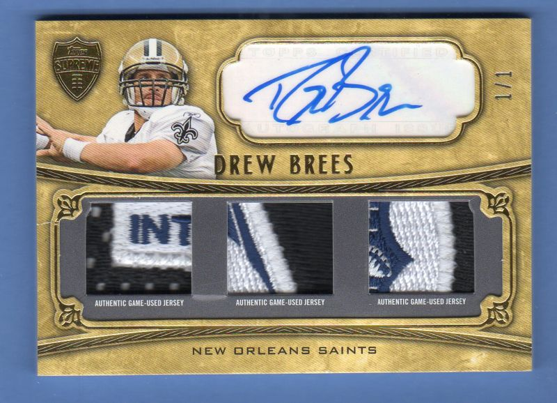 Big Time Hits Virtual Card Show: 2010 Football Cards 24
