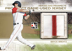 2011 In The Game Heroes and Prospects Baseball Series 1 15
