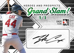 2011 In The Game Heroes and Prospects Baseball Series 1 12