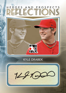 2011 In The Game Heroes and Prospects Baseball Series 1 18
