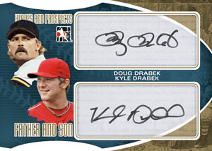 2011 In The Game Heroes and Prospects Baseball Series 1 20