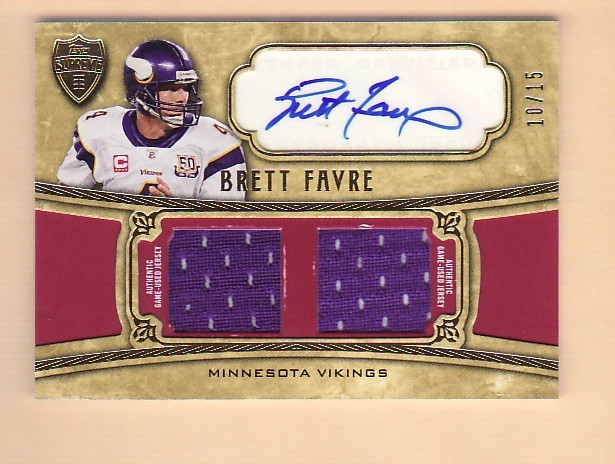 Big Time Hits Virtual Card Show: 2010 Football Cards 5