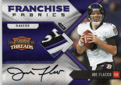 Big Time Hits Virtual Card Show: 2010 Football Cards 9