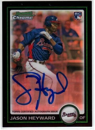 2010 Bowman Baseball 27