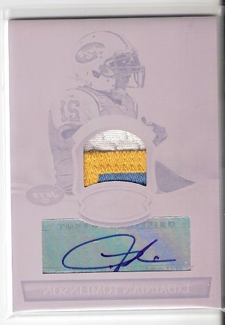 Big Time Hits Virtual Card Show: 2010 Football Cards 47