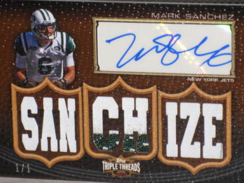 Big Time Hits Virtual Card Show: 2010 Football Cards 46