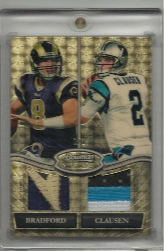 Big Time Hits Virtual Card Show: 2010 Football Cards 61