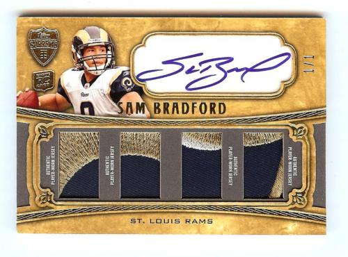 Big Time Hits Virtual Card Show: 2010 Football Cards 90