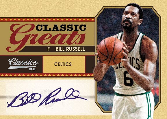 2010-11 Panini Classics Basketball  1