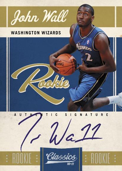2010-11 Panini Classics Basketball  4