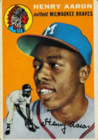 Complete Topps 60 Greatest Cards of All-Time List 60