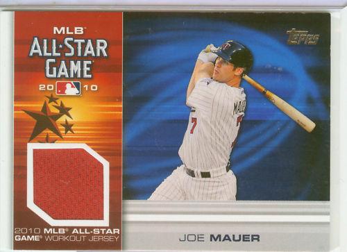 Virtual Card Show: Joe Mauer Baseball Cards 18