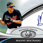 2011 Bowman Platinum Baseball