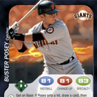 2011 Topps Attax Baseball