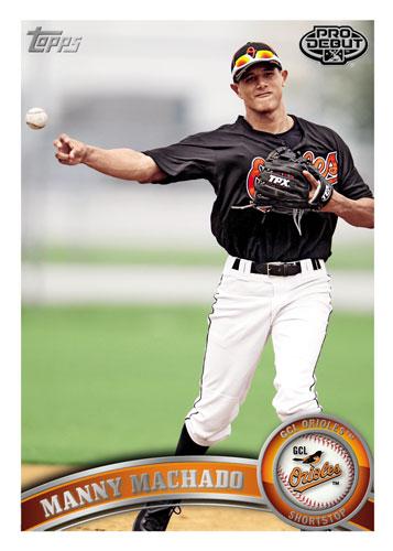 2011 Topps Pro Debut Baseball 2