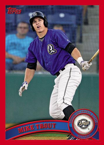 2011 Topps Pro Debut Baseball 5