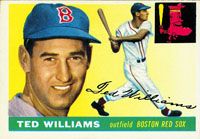 Complete Topps 60 Greatest Cards of All-Time List 28