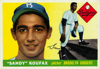 Complete Topps 60 Greatest Cards of All-Time List 21