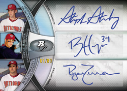 2011 Bowman Platinum Baseball 11