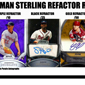 2010 Bowman Sterling Baseball Refractor Rainbow