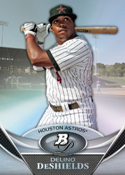 2011 Bowman Platinum Baseball 7