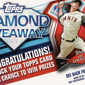 Topps Diamond Giveaway Website Goes Live