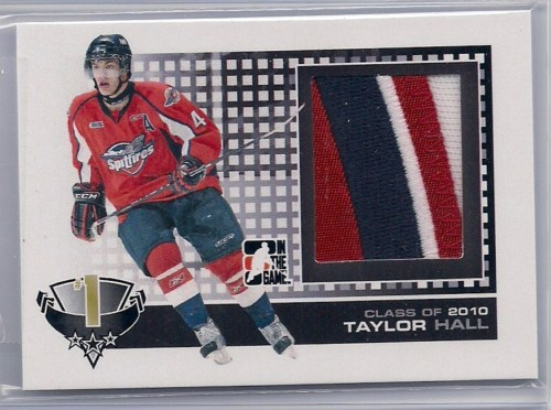 Virtual Card Show: Taylor Hall Hockey Cards 7