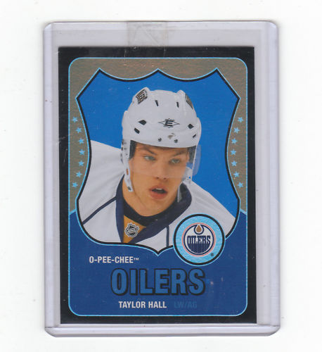 Virtual Card Show: Taylor Hall Hockey Cards 12