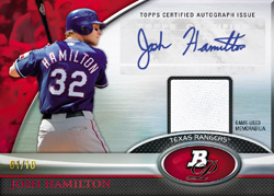 2011 Bowman Platinum Baseball 2