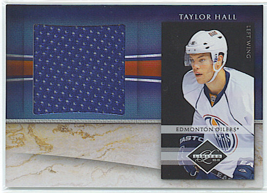 Virtual Card Show: Taylor Hall Hockey Cards 8