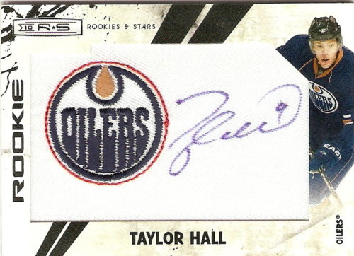 Virtual Card Show: Taylor Hall Hockey Cards 9