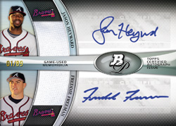 2011 Bowman Platinum Baseball 8