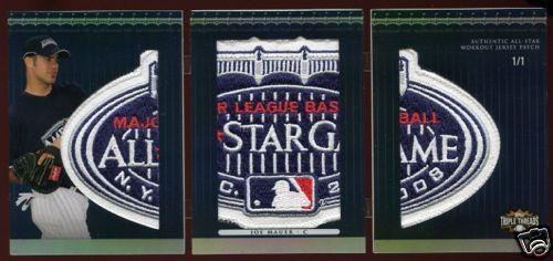 Virtual Card Show: Joe Mauer Baseball Cards 53